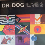 Dr. Dog - Live 2  LP