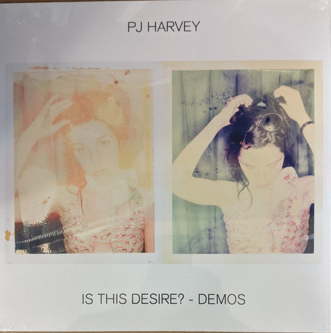 PJ Harvey - Is This Desire?  Demos LP