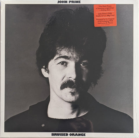 John Prine - Bruised Orange LP 180 Gram