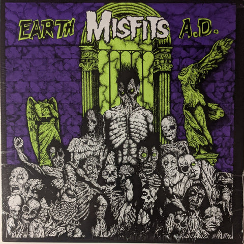 Misfits - Earth AD LP