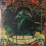 Rob Zombie - Lunar Injection Kool Aid Eclipse Conspiracy LP Red w/ B&W Splatter Vinyl