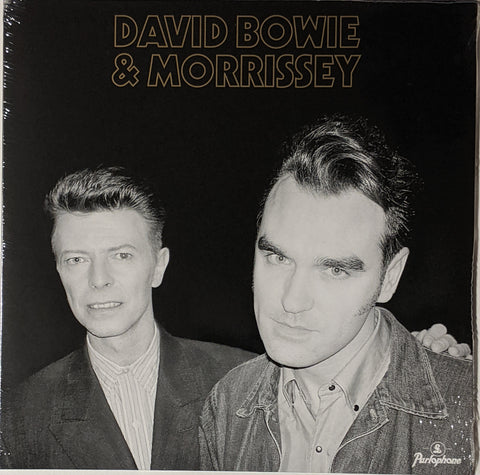 "David Bowie & Morrissey - Cosmic Dance (Live) b/w That's Entertainment 7"" EU Iimport"
