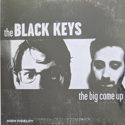 Black Keys - The Big Come Up LP