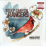 Steep Canyon Rangers - North Carolina Songbook LP Ltd. NC Flag Tri-Color Vinyl