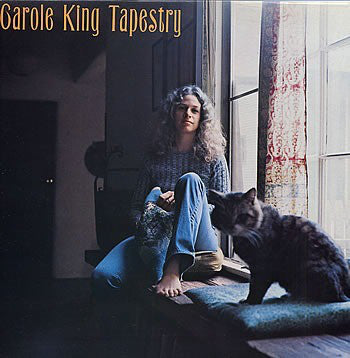 Carole King - Tapestry LP German Import Pressing
