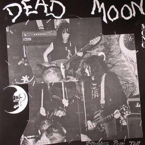 Dead Moon - Strange Pray Tell (LP)