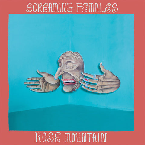 Screaming Females - Rose Mountain LP Ltd. Turquoise Vinyl