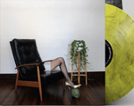Adult. - Perception Is/As/Of Deception LP Ltd. Black + Yellow Galaxy Vinyl
