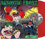 Agnostic Front - Get Loud! Ltd. Red Vinyl