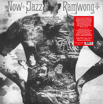 Albert Mangelsdorf Quintet In Asia - Now Jazz Ramwong LP 180 g