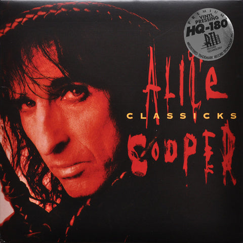 Alice Cooper - Classicks LP HQ-180 Gram