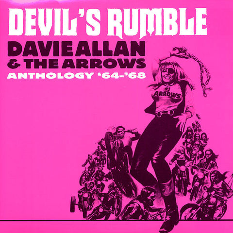Davie Allan & The Arrows - Devil's Rumble: Anthology '64-'68 (2 LP)