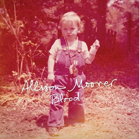 Allsion Moorer - Blood LP