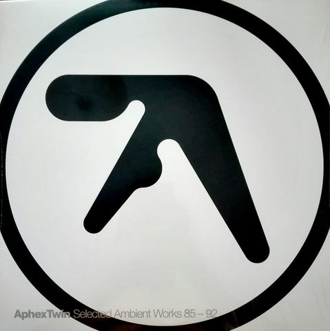 Aphex Twin - Selected Ambient Works 85 - 92 2 LP