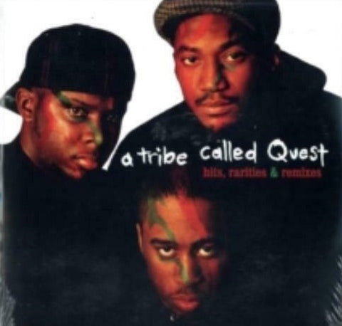 A Tribe Called Quest - Hits, Rarities & Remixes 2 LP