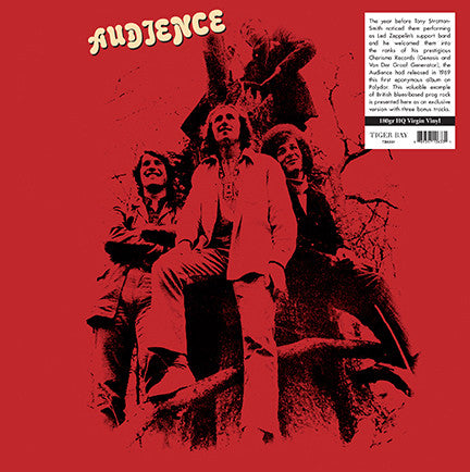 Audience - S/T LP 180 gram