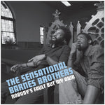 Sensational Barnes Brothers - Nobody's Fault But My Own LP