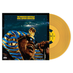 Barrence Whitfield Soul Savage Arkestra - Songs From The Sun Ra Cosmos LP Ltd Gold Vinyl
