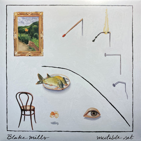 Blake Mills - Mutable Set 2 LP