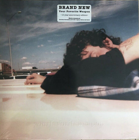 Brand New - Your Favorite Weapon LP 10th Anniv. Reissue