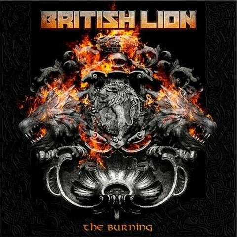 British Lion - The Burning 2 LP