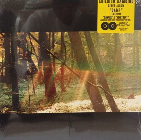 Childish Gambino - Camp 2 LP 180 gram