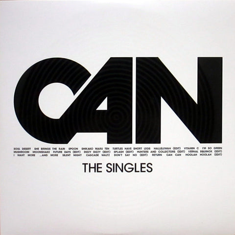 Can - The Singles 3 LP