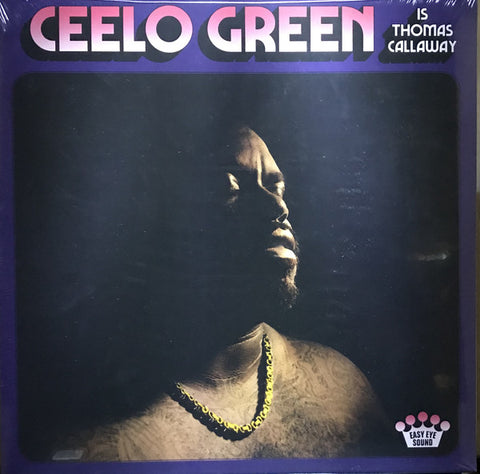 Ceelo Green - Is Thomas Calloway LP