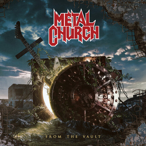 Metal Church - From The Vaults 2 LP