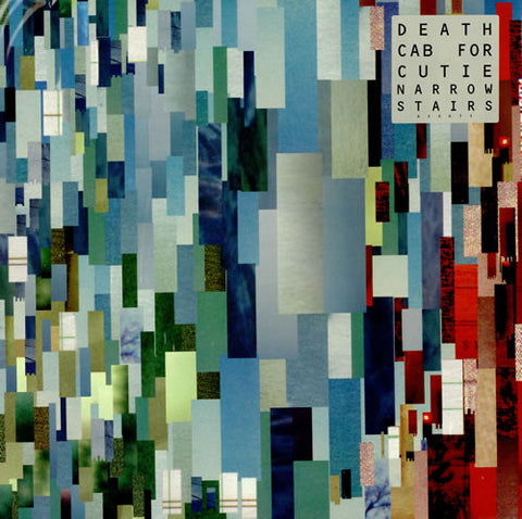 Death Cab For Cutie - Narrow Stairs LP