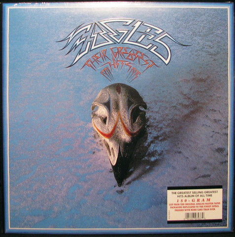 Eagles - Their Greatest Hits 1971-1975 LP 180 gram embossed jacket