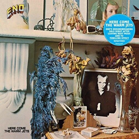 Brian Eno - Here Come The Warm Jets LP remastered