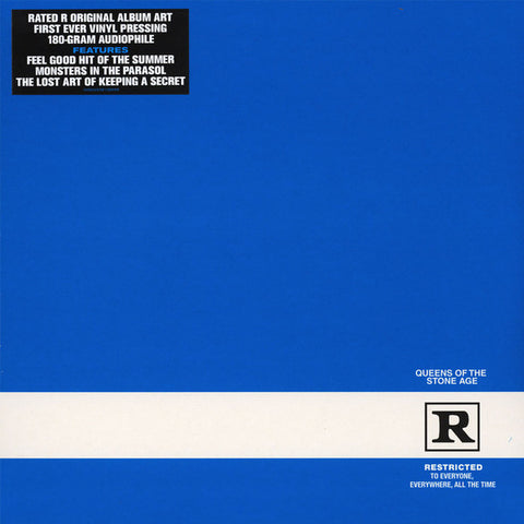 Queens Of The Stone Age - Restricted LP