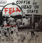 Fela Kuti & Africa 70 - Coffin For Head of State LP