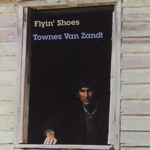 Townes Van Zandt - Flyin' Shoes LP