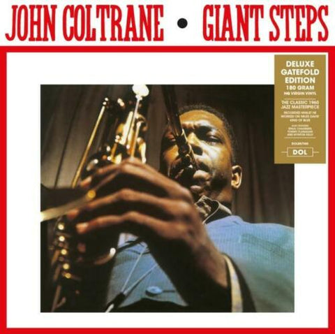 John Coltrane - Giant Steps LP 180 gram HQ Vinyl Gatefold