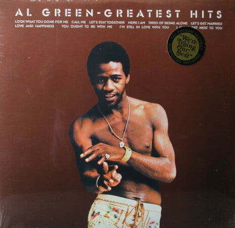 Al Green - Greatest Hits LP