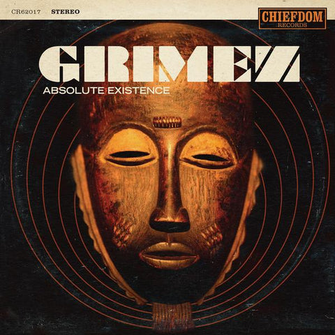 Grimez - Absolute Existence LP