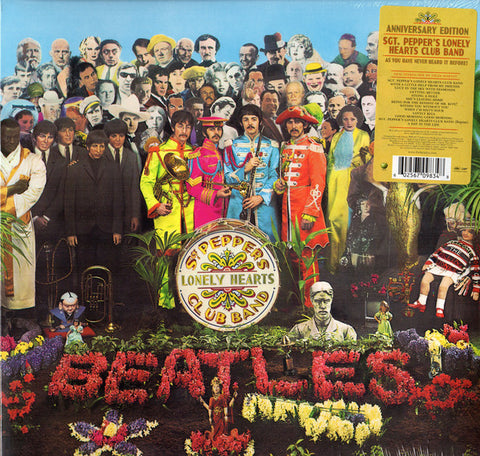Beatles - Sgt. Pepper's Lonely Heart Club Band LP 2017 Stereo Mix