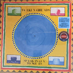 Talking Heads - Speaking In Tongues LP Ltd. Blue Vinyl
