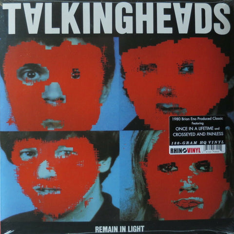 Talking Heads - Remain In Light LP 180 gram