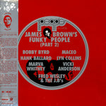 V/A - James Brown's Funky People Part 2  2 LP