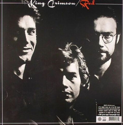 King Crimson - Red  LP 200 gram