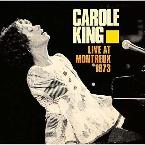 Carole King - Live at Montreux 1973 LP
