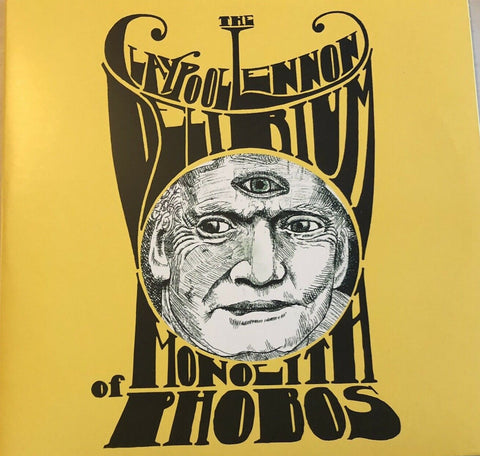 Claypool Lennon Delerium - Phobes LP Ltd Clear UK import
