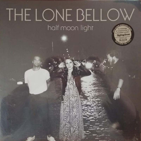 Lone Bellow - Half Moon Light LP
