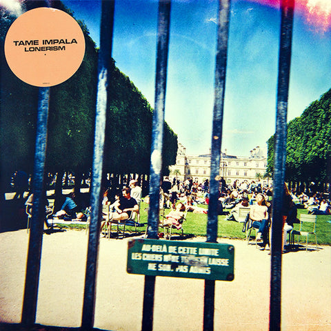 Tame Impala - Lonerism 2 LP