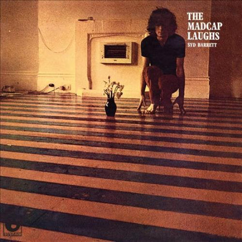 Syd Barrett - Madcap Laughs LP  EU/UK Import Pressing