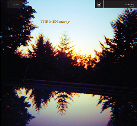 The Men - Mercy LP Ltd. Ed. Purple Swirl Vinyl 2/14 PRE-ORDER