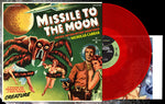 Nicholas Carras  - Missile To The Moon OST Soundtrack LP Ltd. Ed. Red Vinyl